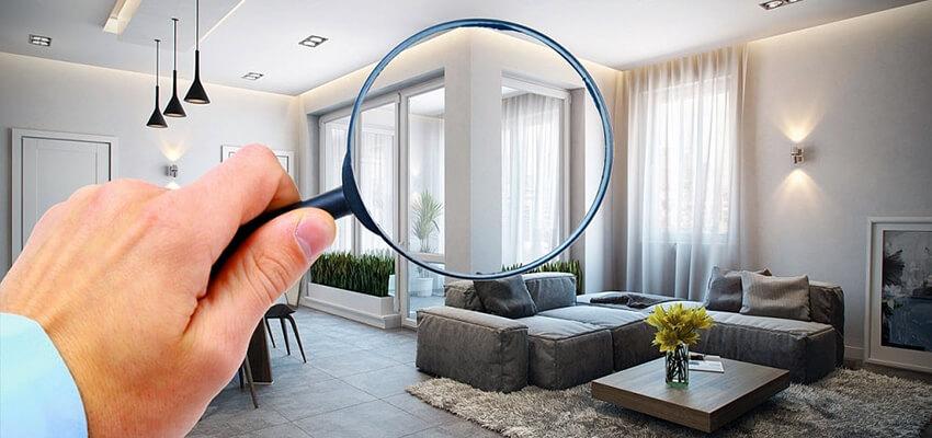 Как проверить комнату перед покупкой