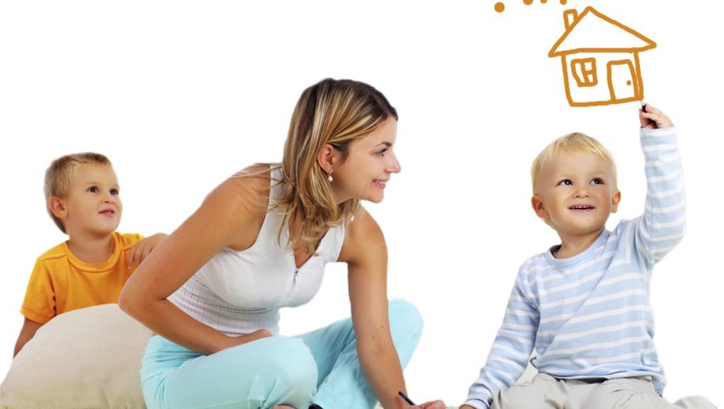 Как использовать материнский капитал при покупке квартиры до трех лет