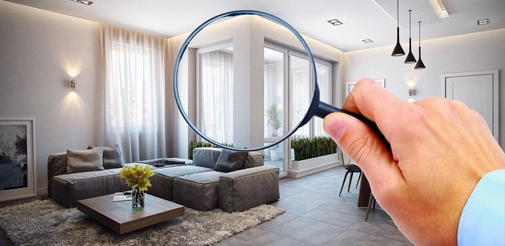 Как проверить комнату при покупке на чистоту