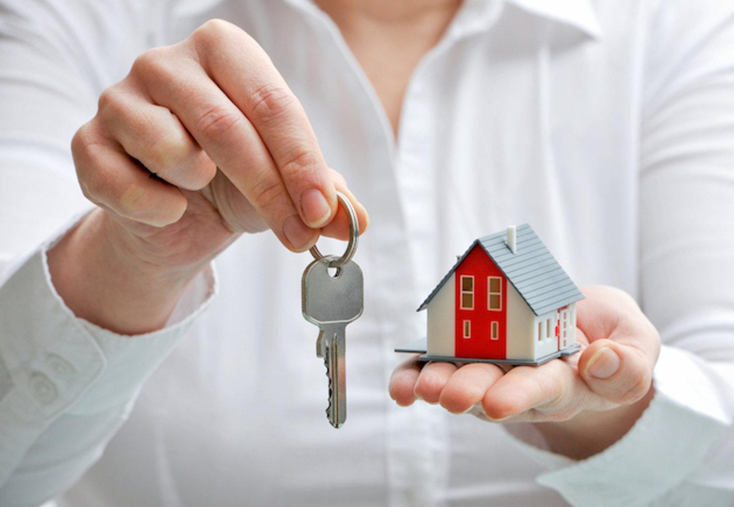 Можно ли подарить квартиру в залоге