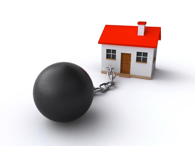 Можно ли подарить квартиру с обременением