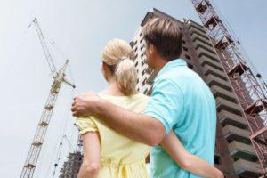 Покупка жилья в разных стадиях строительства