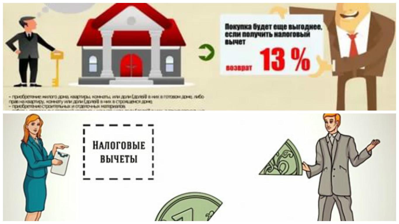 вернуть налог с покупки квартиры