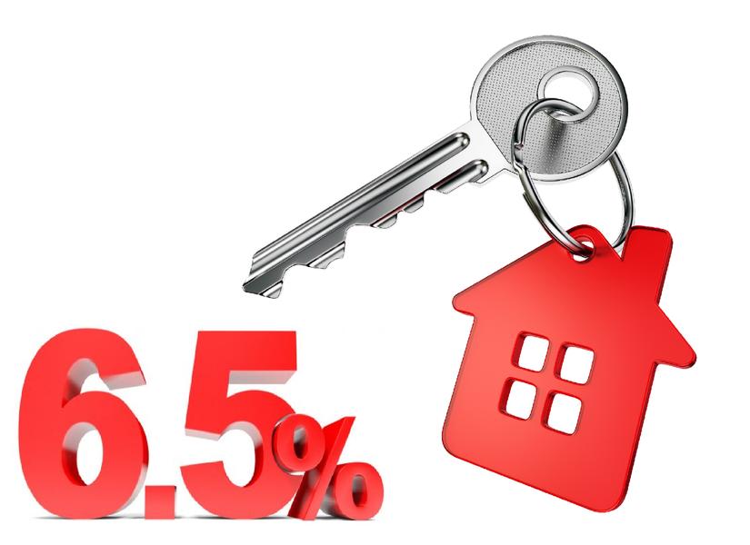 Как оформить льготную ипотеку под 6.5 процентов